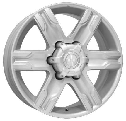 Колесные диски K&K КС629 R17 8J PCD6x139.7 ET46 D67.1 (14541)