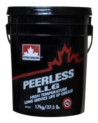 Специальная смазка для автомобиля Petro-Canada Пластичная смазка Peerless LLG 17 кг