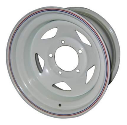 Колесные диски OFF-ROAD Wheels R16 8J PCD5x139.7 ET-19 D110 (1680-53910WH-19A15)