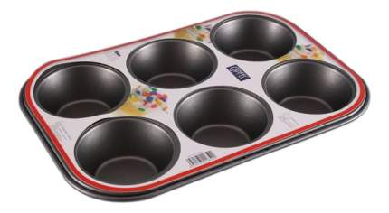 GIPFEL Форма для выпечки 6 маленьких кексов COMFORT
