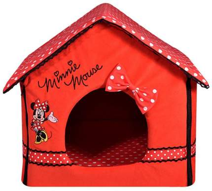 Домик для кошек Triol Minnie красный 50х40х40 см
