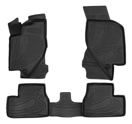 Комплект ковриков в салон автомобиля Autofamily для LADA (F520250E1)