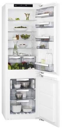 Встраиваемый холодильник AEG SCR81816NC White