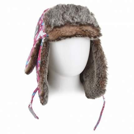 Детская шапка меховая Lappi Kids 0905 р.46 см 810 розовый