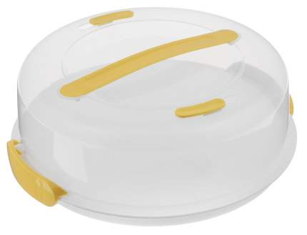 Поднос Tescoma Delicia 630841 Белый/Прозрачный/Желтый