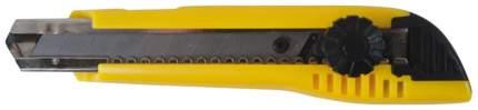 Нож технический 18 мм усиленный, вращ,прижим FIT 10242