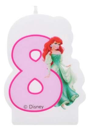 Свечка «Принцессы» 8 лет
