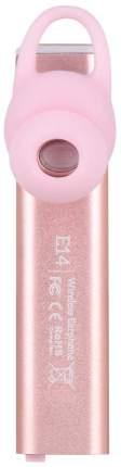 Гарнитура Bluetooth HOCO E14 Rose Gold