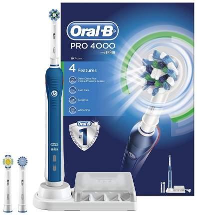 Зубная щетка Braun Oral-B Pro 4000