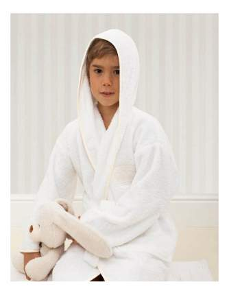 Халат Luxberry Queen Бело-бежевый (7-8 лет)