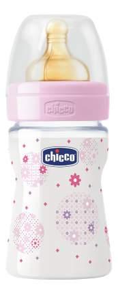 Детская бутылочка Chicco Well-Being Girl (с 0 мес) 150 мл