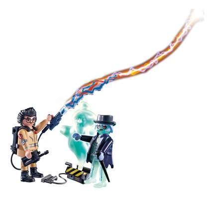 Игровой набор Playmobil PLAYMOBIL Охотники за привидениями: Игон Спенглер и привидение