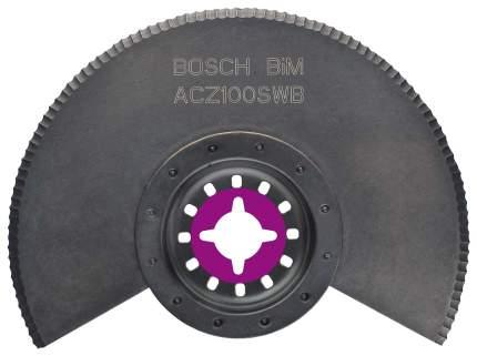 Насадка нож для реноватора Bosch ACZ 100 SWB 2608661693