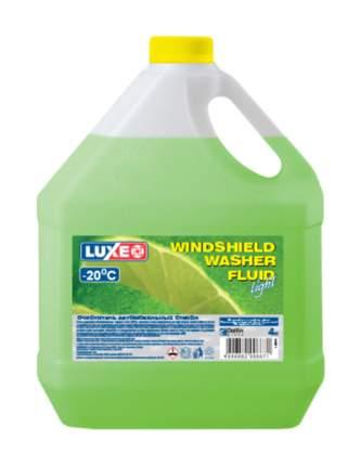 Жидкость стеклоомывателя зимняя LUXE -20°C 4л 686