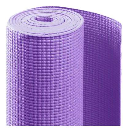 Коврик для йоги Hawk HKEM112-V фиолетовый 5 мм