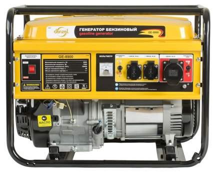Бензиновый генератор DENZEL DB8500Е 94639