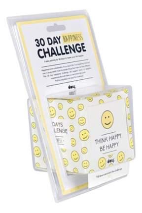 Семейная настольная игра DOIY 30 дней счастья