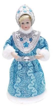 Кукла новогодняя Новогодняя сказка Снегурочка 22,5 см, 973032