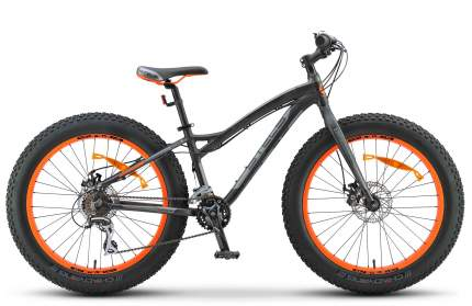 "Велосипед Stels Navigator 480 MD 2017 13.5"" black"