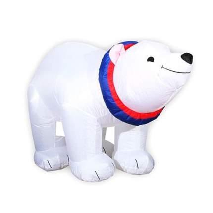 Надувная фигура Медведь-полярник 1.2 м подсветка BW-2/1,2