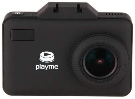 Видеорегистратор PLAYME P P550 Tetra со встроенным радар-детектором, с GPS информатором