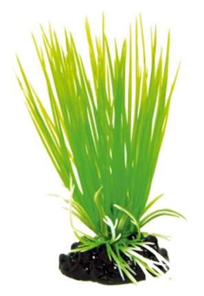 Искусственное растение для аквариума DEZZIE , зеленый, трава, пластик, 10см