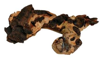Коряга для аквариума TRIXIE Mopani Wood L большие мопани, дерево, набор, 20 шт