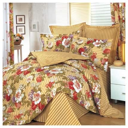 Комплект постельного белья СайлиД сатин печатный двуспальный