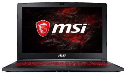 Ноутбук игровой MSI GL62MVR 7RFX-1257RU 9S7-16JBE2-1257