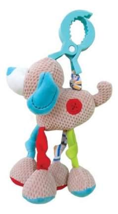 Подвесная игрушка с вибрацией Собачка Билли Жирафики