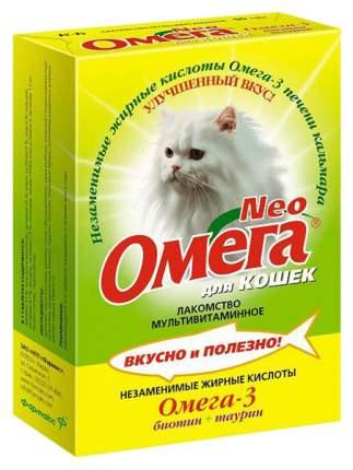 Витамины для домашних питомцев Омега Neo 12449 Биотин+Таурин