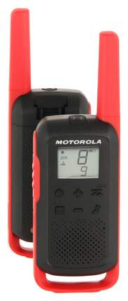 Рация Motorola TalkAbout T62 Red/Black