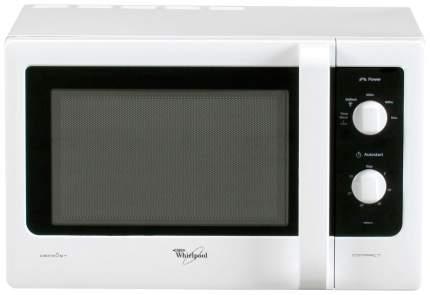 Микроволновая печь соло Whirlpool MWD 301 WH white