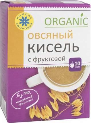 Кисель овсяный Компас здоровья organic с фруктозой 150 г