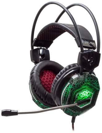 Игровые наушники OKLICK HS-L500G Black