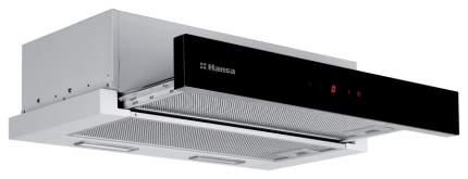 Вытяжка встраиваемая Hansa OTP 6651 BGH Silver/Black