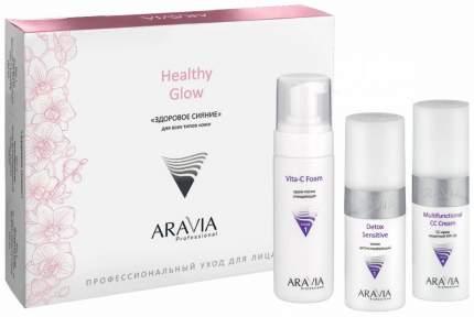 Набор косметики для лица Aravia Professional Антивозрастной уход