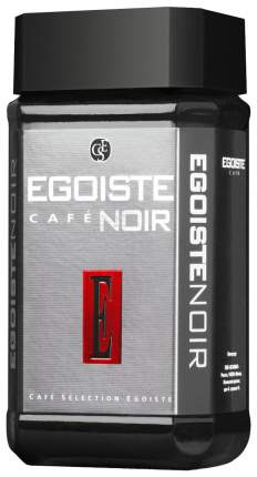 Кофе Egoiste Noir  растворимый сублимированный 100 г