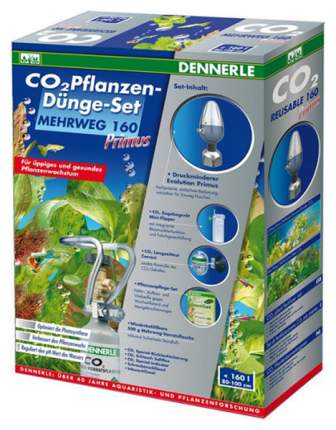 Система CO2 Dennerle Disposable CO2 Primus Special Edition