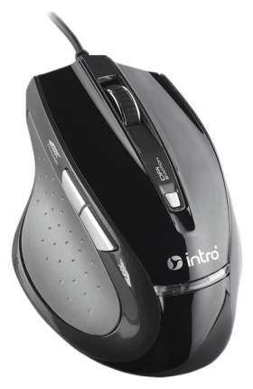 Проводная мышка Incar (Intro) MU107G Black