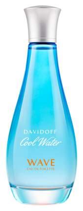 Туалетная вода Davidoff Cool Water Wave Woman 100 мл