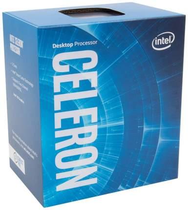 Процессор Intel Celeron G3950 Box