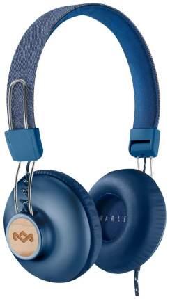 Наушники Marley PV 2 Denim Indigo Blue