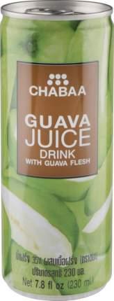 Напиток сокосодержащий Chabaa гуава с мякотью 230 мл