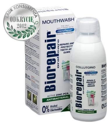 Ополаскиватель для рта Biorepair 4-action Mouthwash, 500 мл