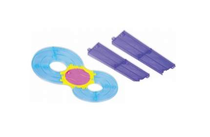 Интерактивная игрушка 1 TOY Хома Дома Трек восьмерка Т12345