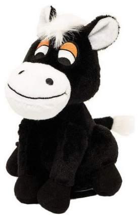 Интерактивная Мягкая игрушка Woody OTime Лошадка непоседа Чёрная