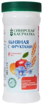 Клетчатка Сибирская клетчатка льняная с фруктами 280 г