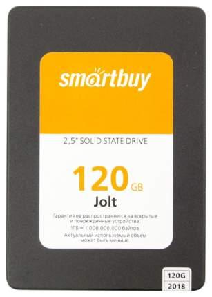 Внутренний SSD накопитель SmartBuy Jolt 120GB (SB120GB-JLT-25SAT3)