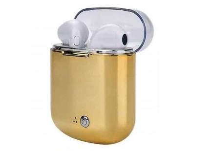 Наушники беспроводные i7S TWS Gold